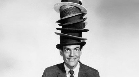 How many hats do you wear during your business day?