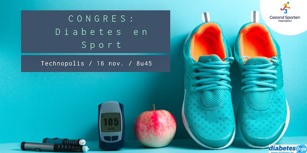 Multidisciplinair congres - Diabetes & sport