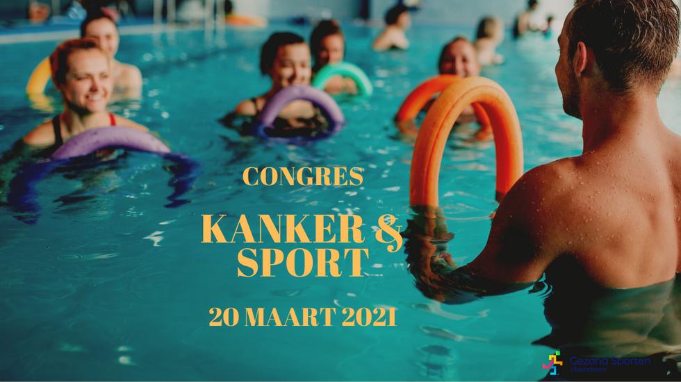 Congres Kanker & Sport