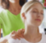 Polterabend nakke-skulder massage