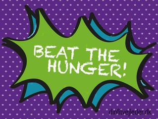 Tricks til at styre sulten under C9