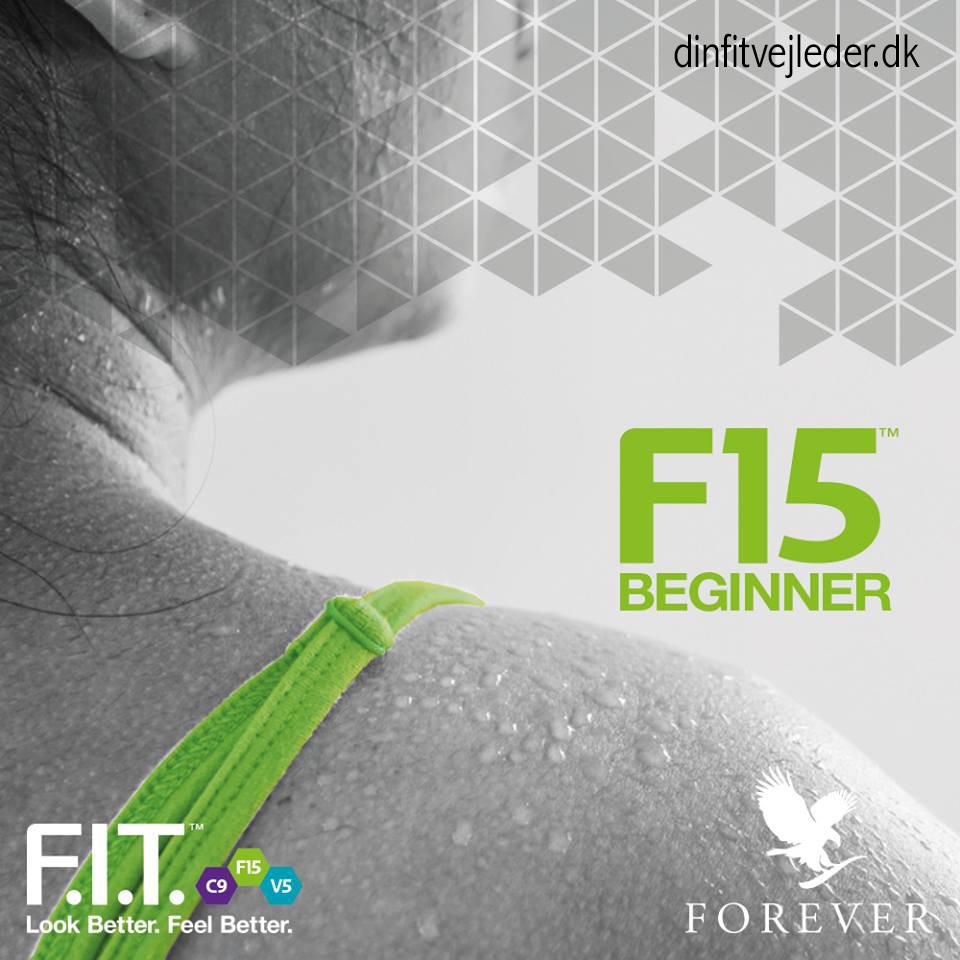 F15 Beginner | dinfitvejleder.dk