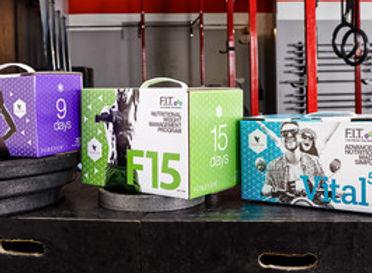 C9, F15, Vital5 bokse i fitnesscenter - dinfitvejleder.dk