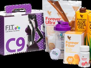 C9 er en kickstart til en varig sundere livsstil, og ikke kuren, der blot giver dig et hurtigt vægtt