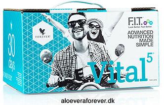 Forever Living Vital5 pakke.jpg