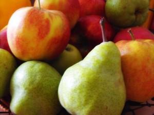 Sund viden: Æbler, pærer, grapefrugter samt mango