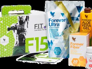 F15 er et moderne kost- og hjemmetrænings program for dig, der søger en enkel løsning