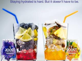 Svært ved at drikke Forever Gel og Ultra shake? Pep op med JOOST™
