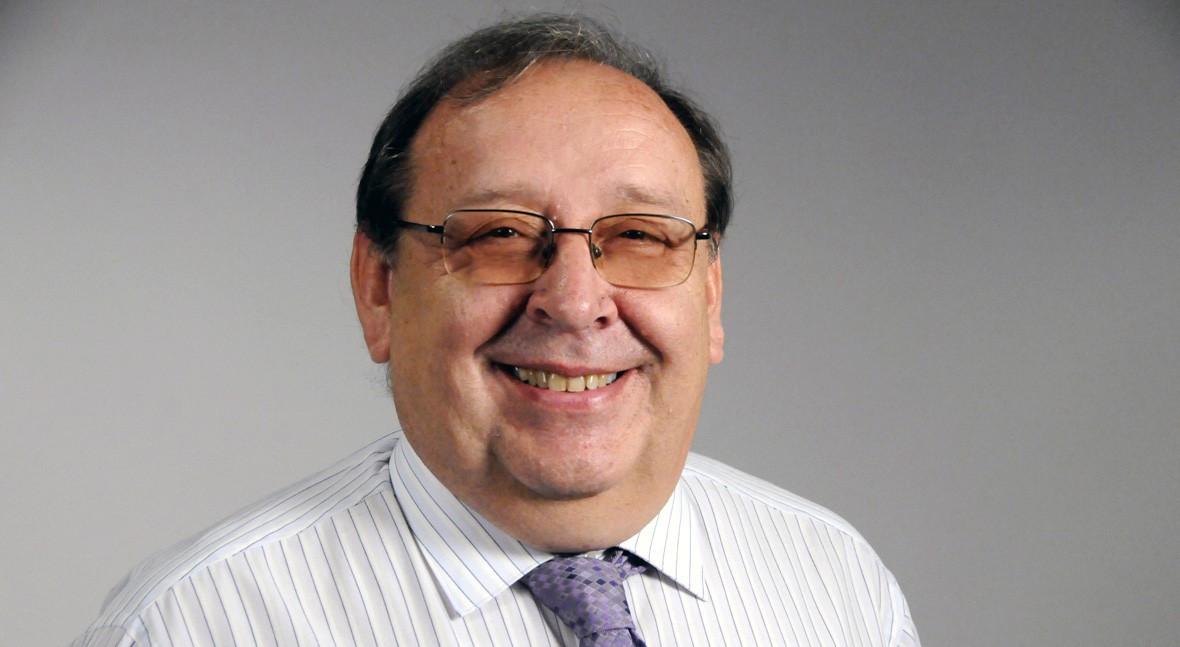 Jorge Ducci, economista experto en gestión de aguas en el Banco Interamericano de Desarrollo