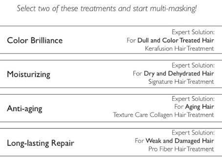 Multi-masking for Hair?
