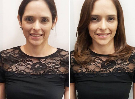#HairContouring Transformations - real clients, real results.