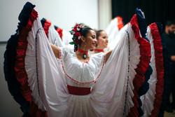 people group costa rica girl dancing