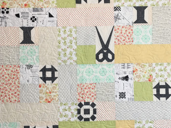 Sally Matoushek Quilters Quilting Quilt