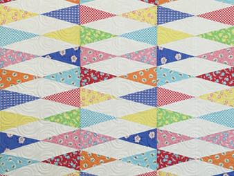 Melissa Garibay Kite Tails Quilt