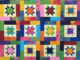 Marian Loep Festival Quilt