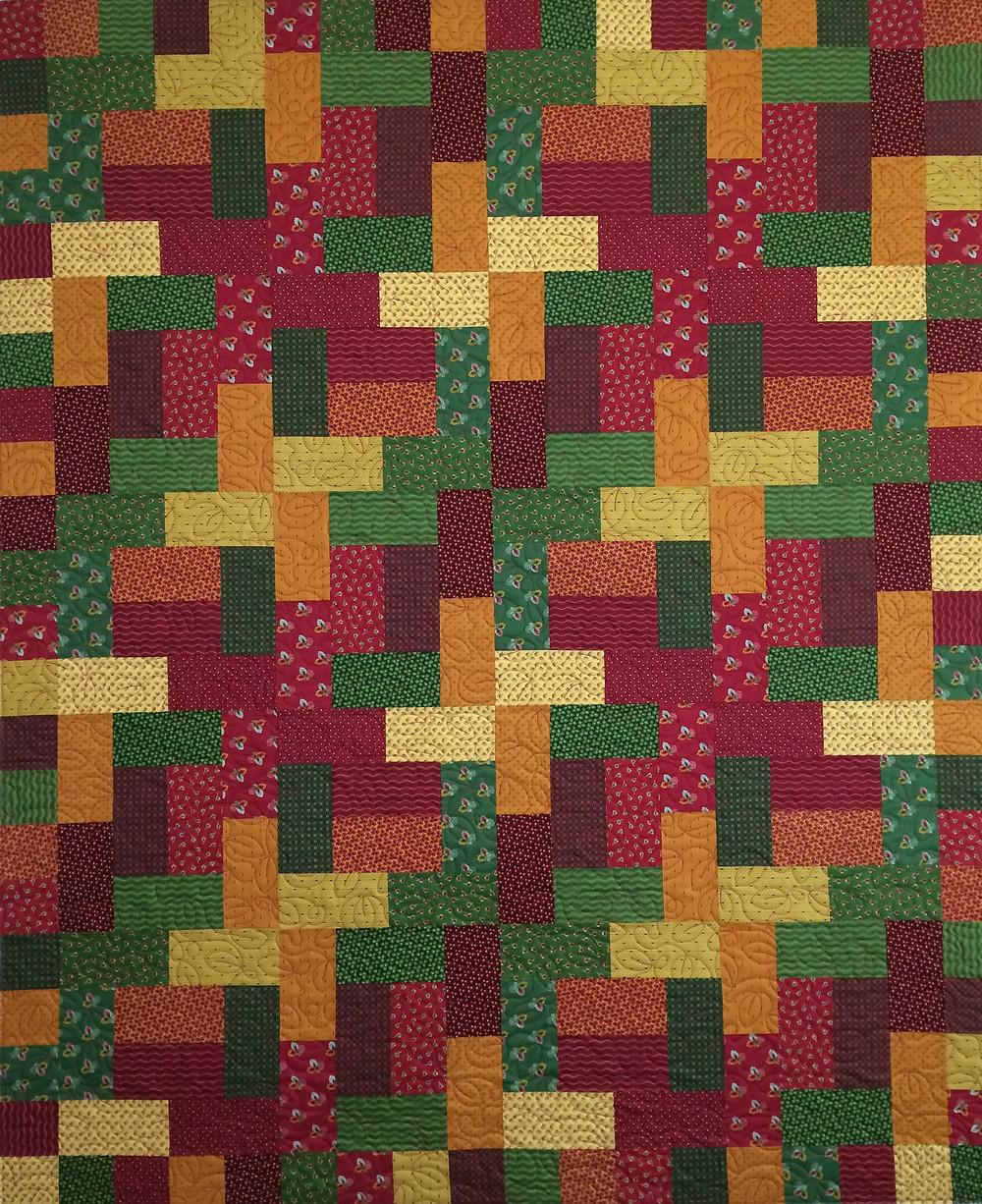 Janne Multi Color Quilt