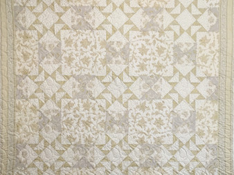 Penny Wheat Downtown Abbey Quilt