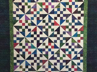 Teri Manley Texas Two Step Quilt