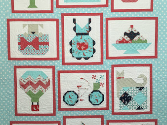 Amy Rice Snapshots Quilt