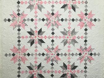 Leslie St.Onge Double Arrow Quilt