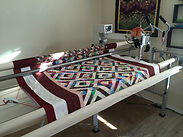 Preparing your quilt for longarm quilting