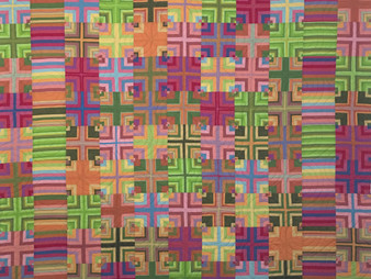 Valarie Sherriff Autumn Crosses Quilt