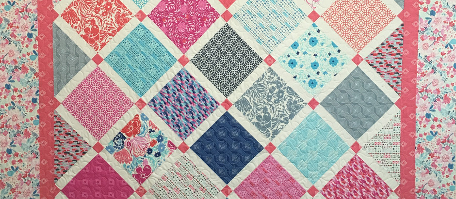 Anna King Paradise Quilt