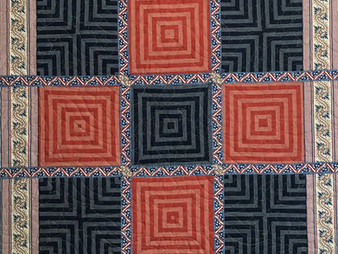Penny Wheat Americana Quilt