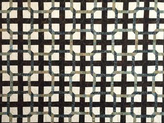Jill Seward's Repeating Block Quilt