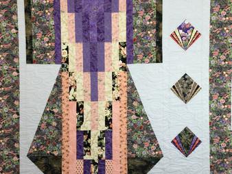 Peggy Krebs Kimono Quilt