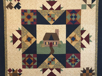 Andi Hays Home Sweet Home Quilt
