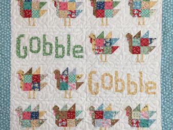 Delfina Guerra Gobble Gobble Quilt