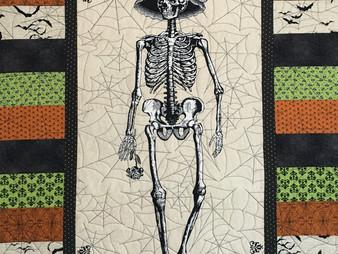 Cheryl Cohorn Halloween Quilt