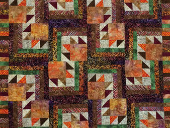 Cynthia Parra Maple Sugar Quilt