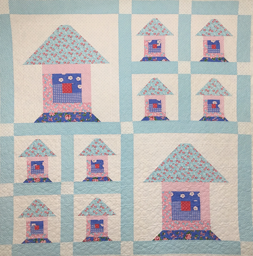 Codi For the Birds Quilt