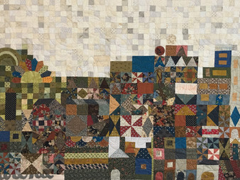 Jill Seward Small World Quilt