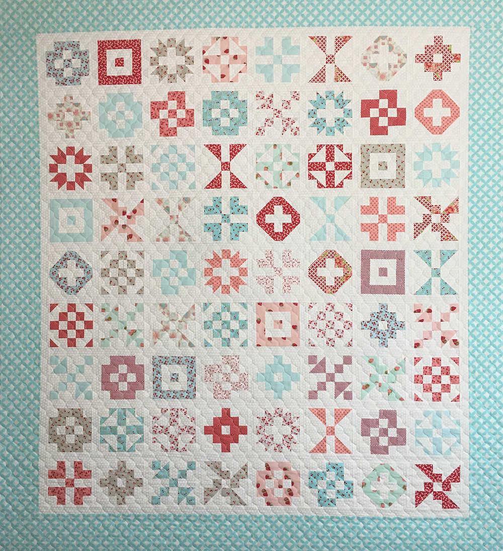 Patchwork Quilt by Deb Taylor