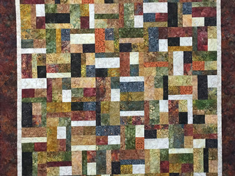 Aline Babin Bits and Pieces Quilt