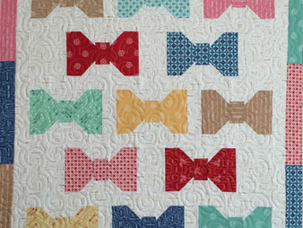 Kimberly Jolly Baby Quilt