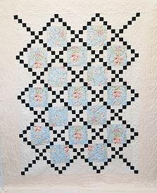 Crossroads quilt for a friend