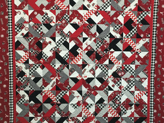 Mary Derryberry University of Alabama Quilt
