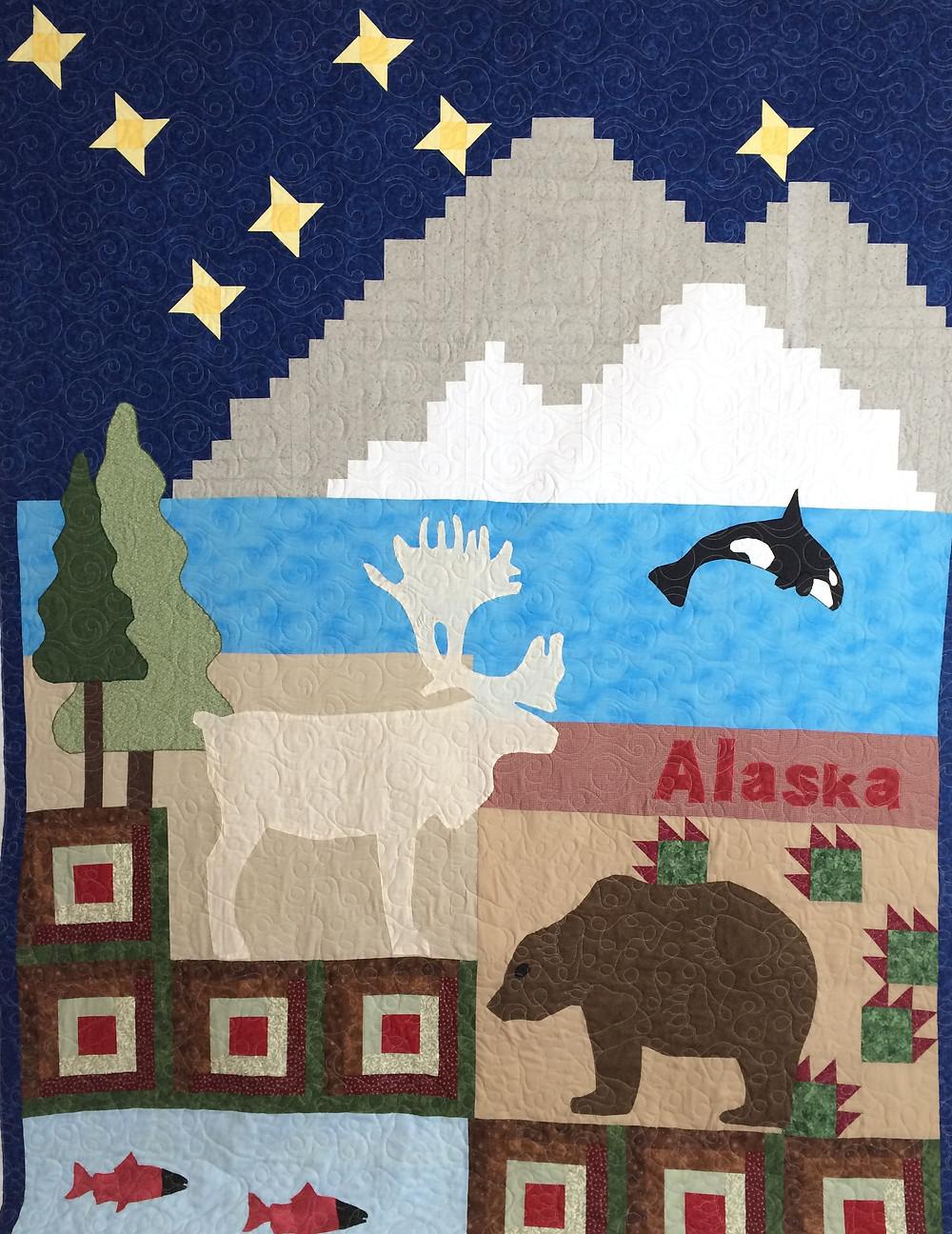 Jamie Alaska Quilt