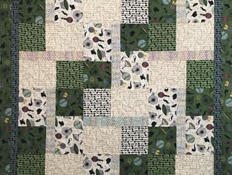 Jenny Eaton Paris Theme Quilt