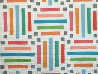 Nova Birchfield's Palette Quilt