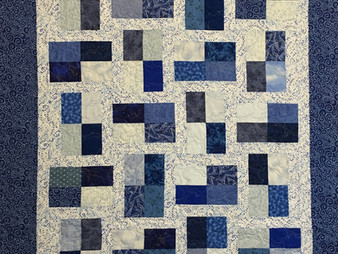 Lynne Capps Fractions by Mountain Peek Creations Quilt