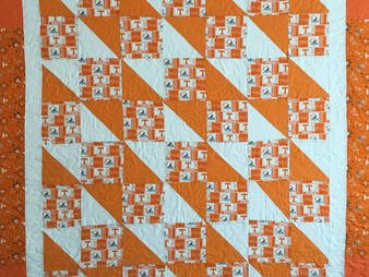 Jefferson Sutton University of Tennessee Quilt