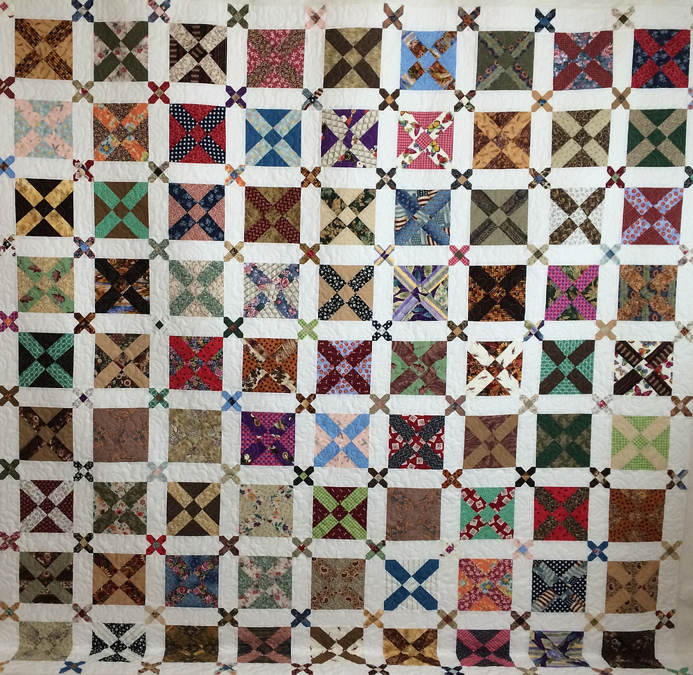 Marietta Scrappy Blocks Quilt