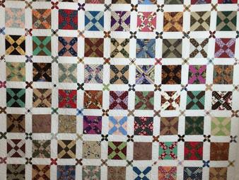 Marietta Matheaus Scrappy Blocks Quilt