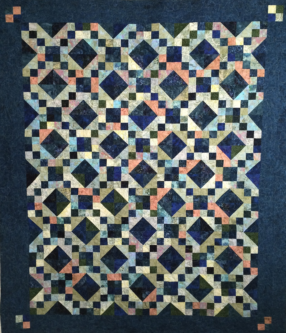 Evelyn Jazz Quilt