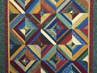 Andi Hays Multi Color Quilt